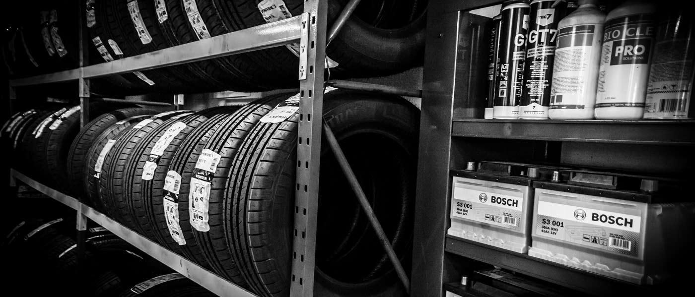 bandenservice Garage de Dijk