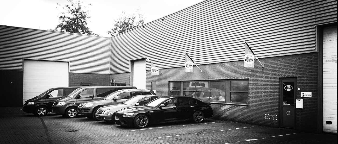 Garage de Dijk in Maasdijk
