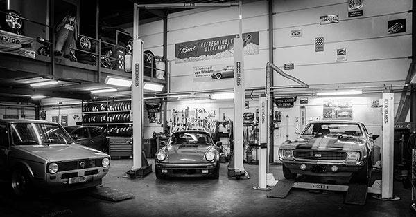 garage impressie